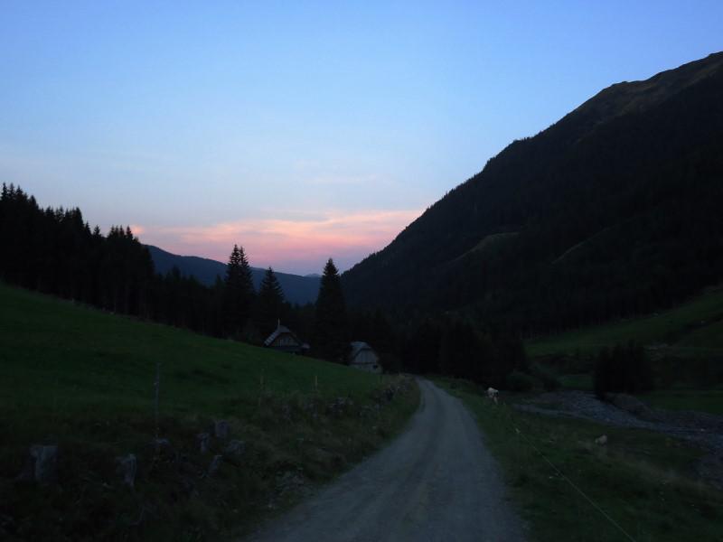 Foto: Günter Siegl / Wander Tour / Von der Gamperhütte auf den Kreuzkogel / Gamperhütte / 11.09.2015 20:58:12