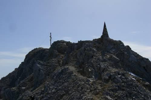 Foto: Thomas Paschinger / Wander Tour / Kleiner und Großer Bettelwurf / Großer Bettelwurf (2726m) / 25.07.2009 13:59:04