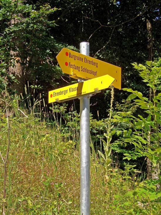 Foto: tomy37 / Wander Tour / Burgenrunde hoch über dem Talkessel von Reutte / 19.08.2009 19:08:58