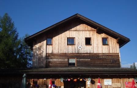 Foto: Wolfgang Dröthandl / Wander Tour / Vom Sadnighaus auf den Mohar / Sadnighaus (Parkplatz) / 29.08.2015 19:05:03