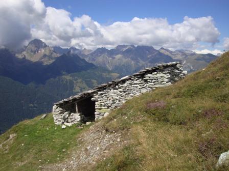 Foto: Wolfgang Dröthandl / Wander Tour / Vom Sadnighaus auf den Mohar / Glocknerblick - ohne Glocknerblick... / 29.08.2015 18:49:54