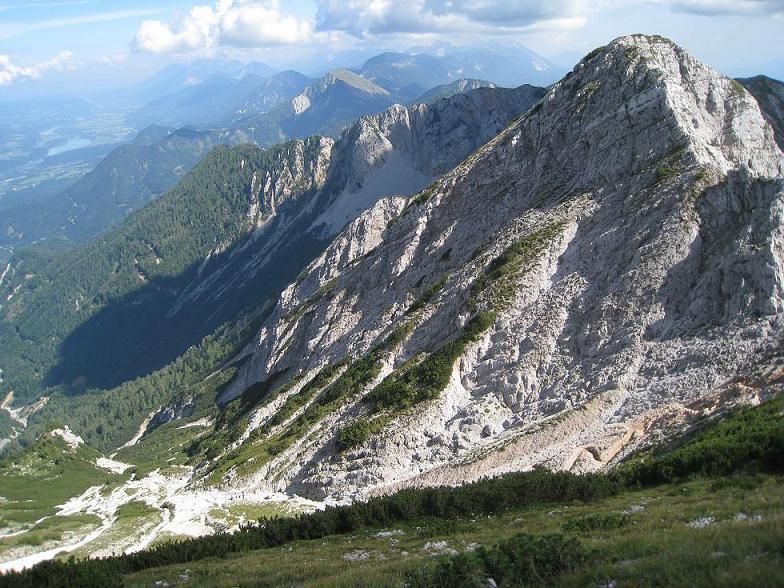 Foto: Martin Liga / Wander Tour / Über die Bertahütte auf den Mittagskogel / Am Mittagskogel. / 31.08.2008 12:00:26