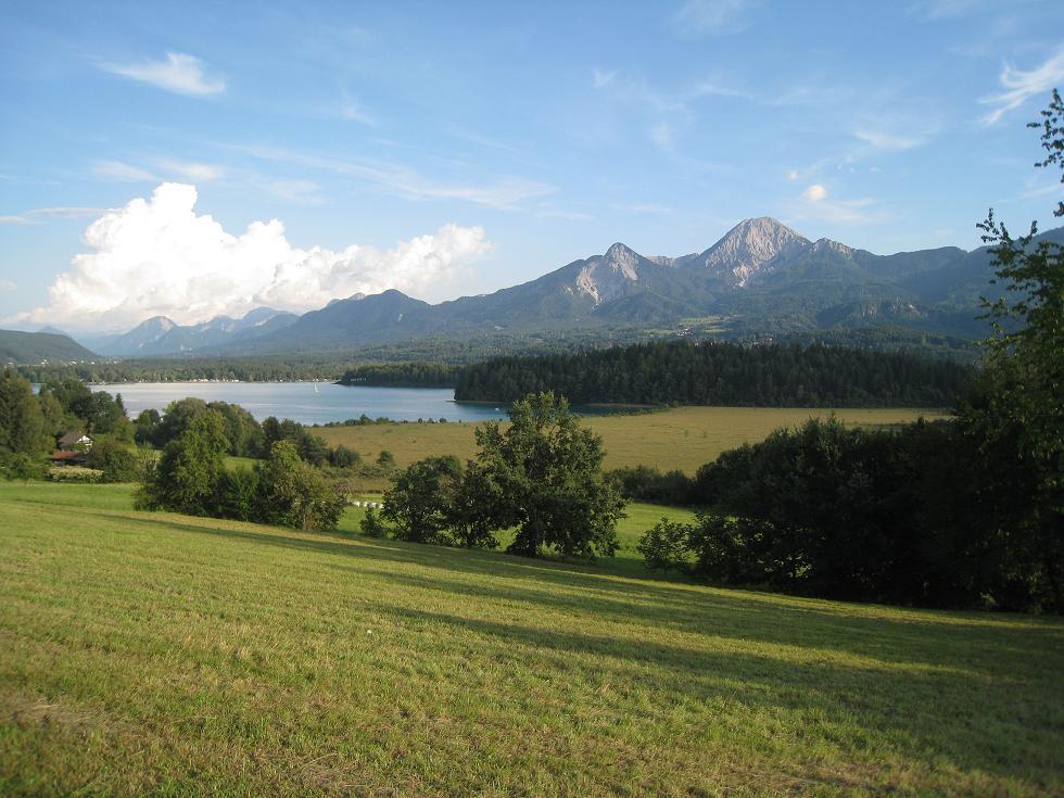 Foto: Martin Liga / Wander Tour / Über die Bertahütte auf den Mittagskogel / Am Mittagskogel. / 31.08.2008 12:00:36