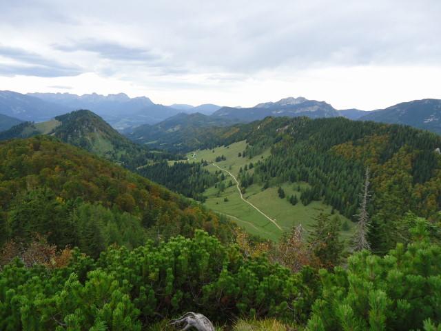 Foto: Günter Siegl / Wandertour / Vom Hengstpass auf den Wasserklotz / 27.09.2012 15:45:10
