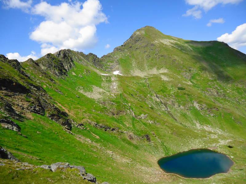 Foto: Günter Siegl / Wandertour / Aus dem Eselsberggraben auf Schoberspitze und Talkenschrein (2423 m) / 04.09.2013 21:28:05