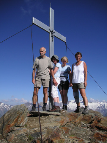 Foto: Wolfgang Lauschensky / Wander Tour / Auf den Lasörling / Lasörlinggipfel / 24.07.2011 17:40:48