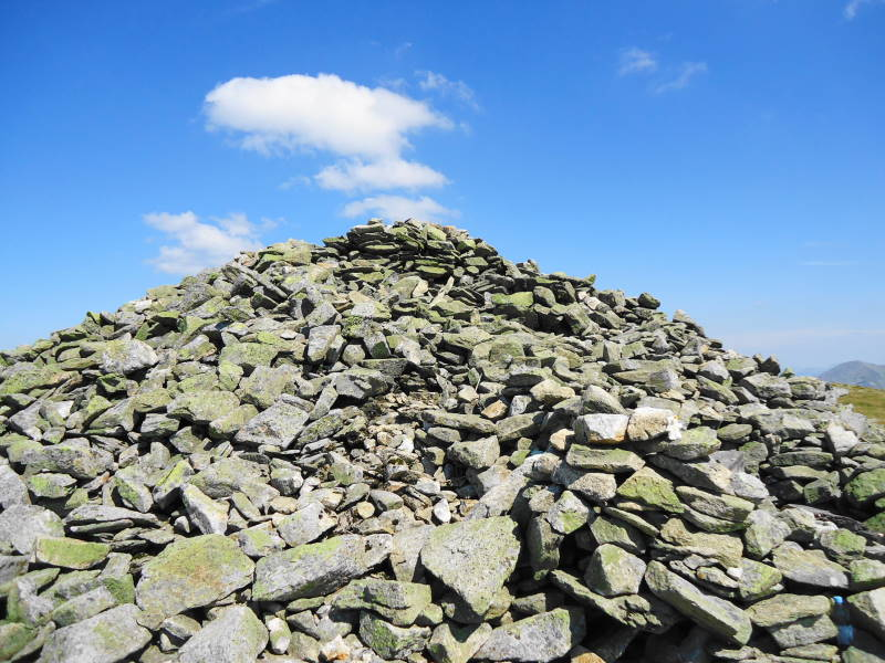 Foto: Günter Siegl / Wander Tour / Großer Ringkogel und Pletzen (2345 m) / 27.08.2015 07:55:12
