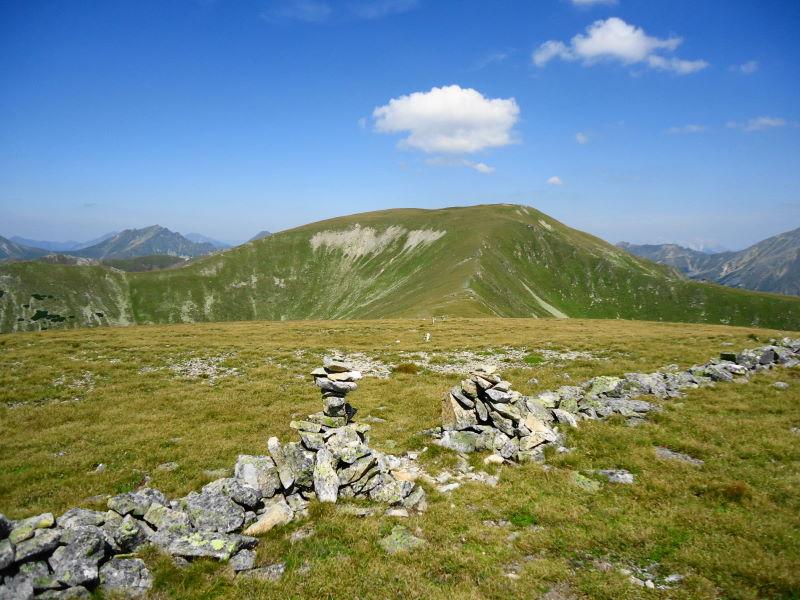 Foto: Günter Siegl / Wander Tour / Großer Ringkogel und Pletzen (2345 m) / Anstieg zum Pletzen / 27.08.2015 07:54:55