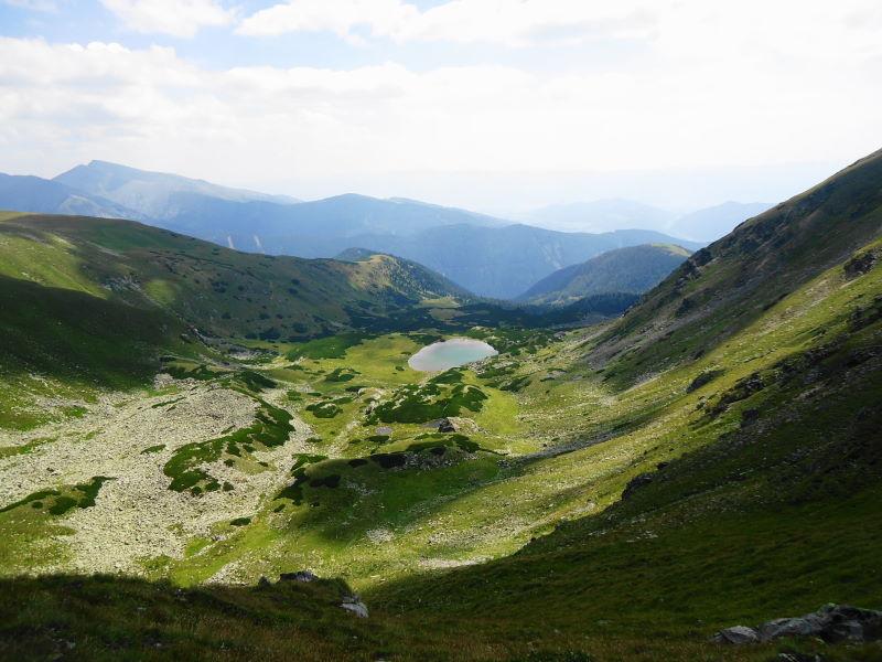 Foto: Günter Siegl / Wander Tour / Großer Ringkogel und Pletzen (2345 m) / Sundlsee / 27.08.2015 07:54:22