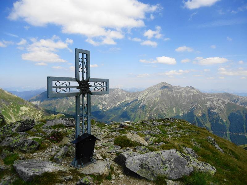 Foto: Günter Siegl / Wander Tour / Großer Ringkogel und Pletzen (2345 m) / Pletzen! / 27.08.2015 07:52:47