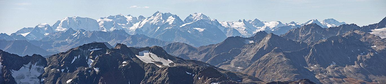 Foto: vince 51 / Wander Tour / Flüela Schwarzhorn / Die Bernina-Gruppe / 22.06.2011 20:57:01