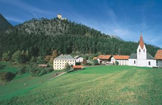 Foto: TVB TirolWest / Wander Tour / Landeck - Kronburg / 04.12.2009 14:06:40