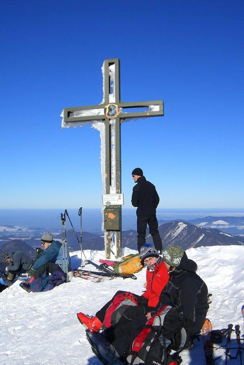 Foto: vbuebi2 / Ski Tour / Wieserhörndl, 1567m  / Einfach ein Traumwetter. / 29.12.2008 16:16:32