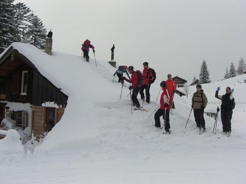 Foto: hofchri / Ski Tour / Wieserhörndl, 1567m  / 22.12.2008 18:48:27