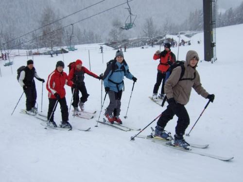Foto: hofchri / Ski Tour / Wieserhörndl, 1567m  / 22.12.2008 18:48:32