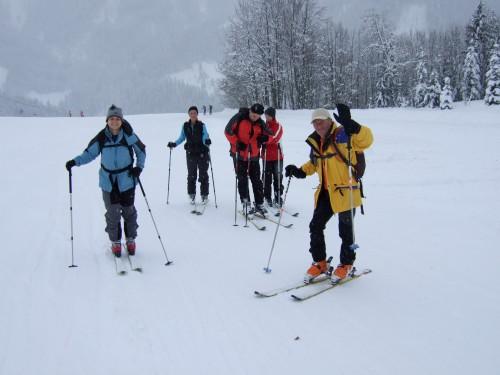 Foto: hofchri / Ski Tour / Wieserhörndl, 1567m  / 22.12.2008 18:48:36