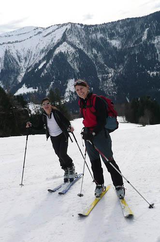 Foto: Lenswork.at / Ch. Streili / Ski Tour / Wieserhörndl, 1567m  / 01.02.2008 19:19:21