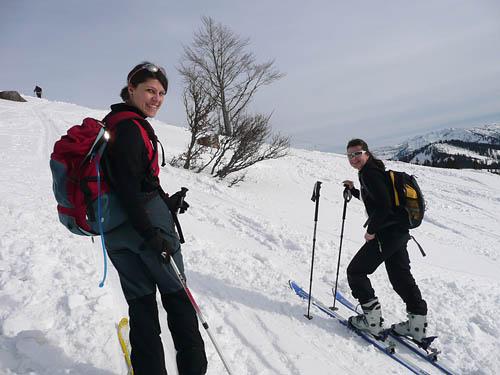 Foto: Lenswork.at / Ch. Streili / Ski Tour / Wieserhörndl, 1567m  / 01.02.2008 19:19:13