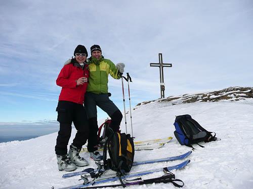 Foto: Lenswork.at / Ch. Streili / Ski Tour / Wieserhörndl, 1567m  / 01.02.2008 19:19:05