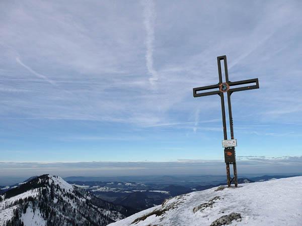Foto: Lenswork.at / Ch. Streili / Ski Tour / Wieserhörndl, 1567m  / 01.02.2008 19:18:50