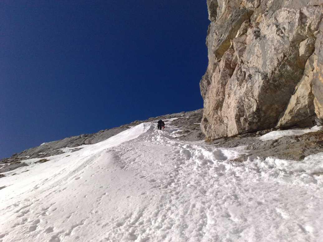 Foto: Chris1980 / Skitour / Kleiner Phyrgas, 2023m - Eiskar / 11.01.2009 13:58:17