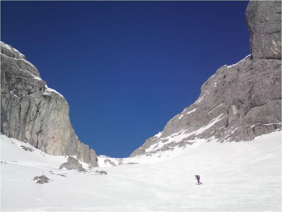 Foto: gumpiand / Ski Tour / Eiskogel, 2321m - über die Tauernscharte / Tauernscharte / 16.01.2010 21:33:06
