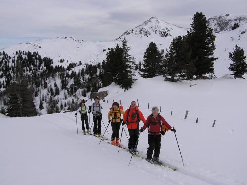 Foto: hofchri / Ski Tour / Filzmooshörndl, 2187m - Losbichl, 2048m / 21.12.2008 14:23:07