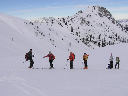 Foto: hofchri / Ski Tour / Filzmooshörndl, 2187m - Losbichl, 2048m / 21.12.2008 14:23:12