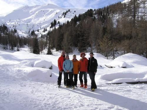 Foto: hofchri / Ski Tour / Filzmooshörndl, 2187m - Losbichl, 2048m / 21.12.2008 14:23:31
