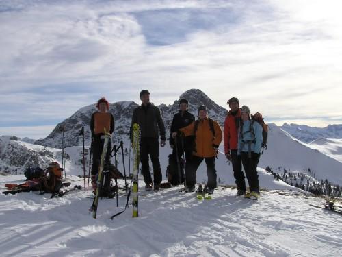 Foto: hofchri / Ski Tour / Filzmooshörndl, 2187m - Losbichl, 2048m / 21.12.2008 14:23:40