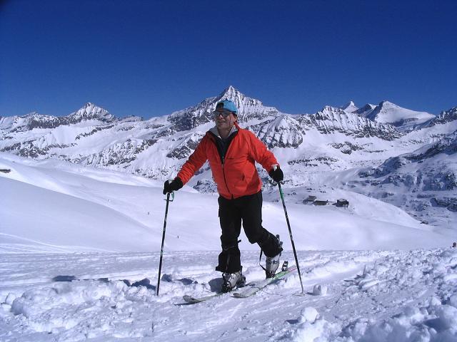 Foto: Andreas Koller / Ski Tour / Granatspitze, 3086m  - von der Rudolfshütte über das Sonnblickkees / 24.12.2008 13:17:28
