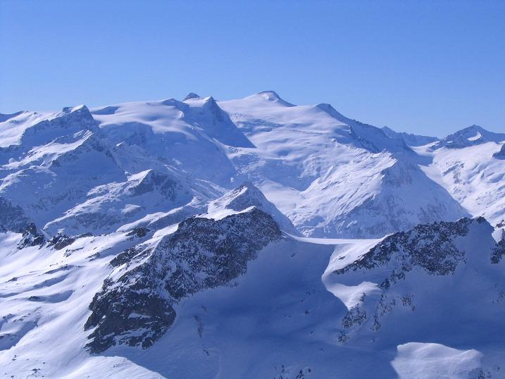 Foto: Andreas Koller / Ski Tour / Granatspitze, 3086m  - von der Rudolfshütte über das Sonnblickkees / 24.12.2008 13:15:21