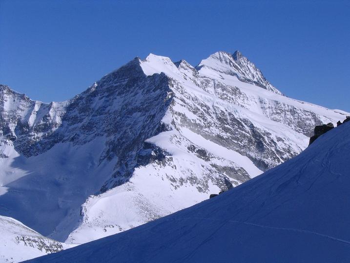 Foto: Andreas Koller / Ski Tour / Granatspitze, 3086m  - von der Rudolfshütte über das Sonnblickkees / 24.12.2008 13:14:58