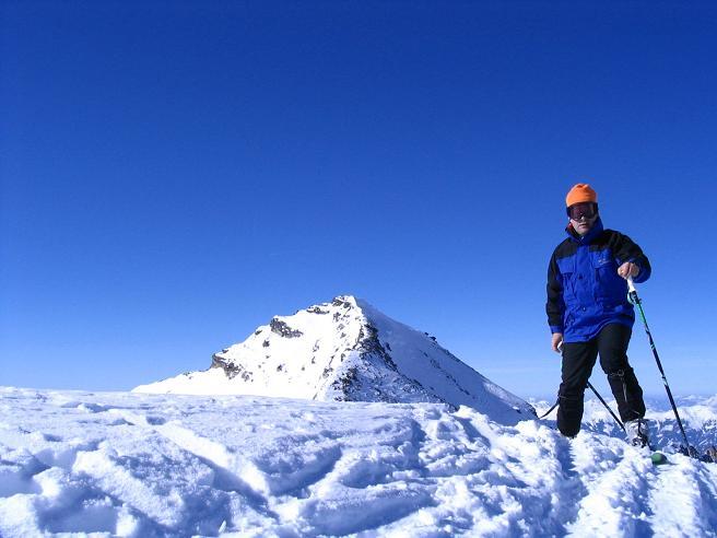 Foto: Andreas Koller / Ski Tour / Granatspitze, 3086m  - von der Rudolfshütte über das Sonnblickkees / 24.12.2008 13:14:31