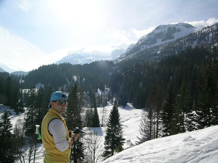 Foto: Andreas Koller / Ski Tour / Kleiner Pleißlingkeil, 2417m - über die Südwiener Hütte / 27.01.2009 22:14:50
