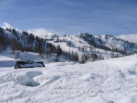 Foto: Andreas Koller / Ski Tour / Kleiner Pleißlingkeil, 2417m - über die Südwiener Hütte / 27.01.2009 22:14:37