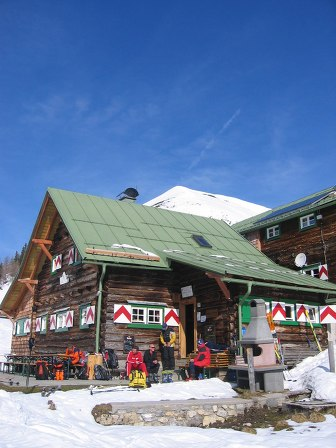 Foto: Andreas Koller / Ski Tour / Kleiner Pleißlingkeil, 2417m - über die Südwiener Hütte / 27.01.2009 22:14:33