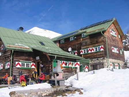 Foto: Andreas Koller / Ski Tour / Kleiner Pleißlingkeil, 2417m - über die Südwiener Hütte / 27.01.2009 22:14:29