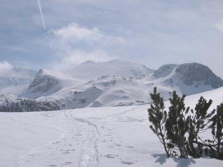 Foto: Andreas Koller / Ski Tour / Kleiner Pleißlingkeil, 2417m - über die Südwiener Hütte / 27.01.2009 22:14:09