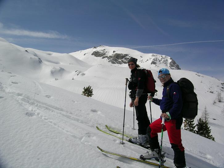 Foto: Andreas Koller / Ski Tour / Kleiner Pleißlingkeil, 2417m - über die Südwiener Hütte / 27.01.2009 22:14:04