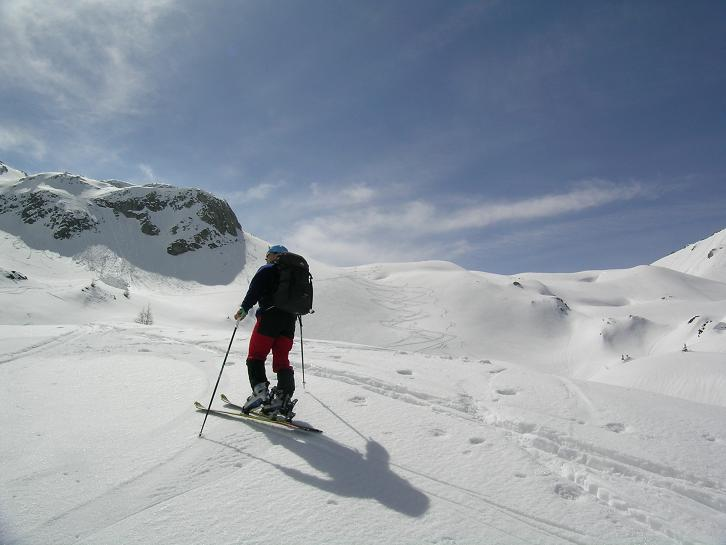 Foto: Andreas Koller / Ski Tour / Kleiner Pleißlingkeil, 2417m - über die Südwiener Hütte / 27.01.2009 22:13:58