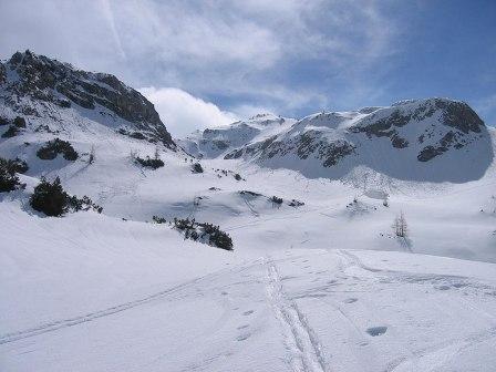 Foto: Andreas Koller / Ski Tour / Kleiner Pleißlingkeil, 2417m - über die Südwiener Hütte / 27.01.2009 22:13:53