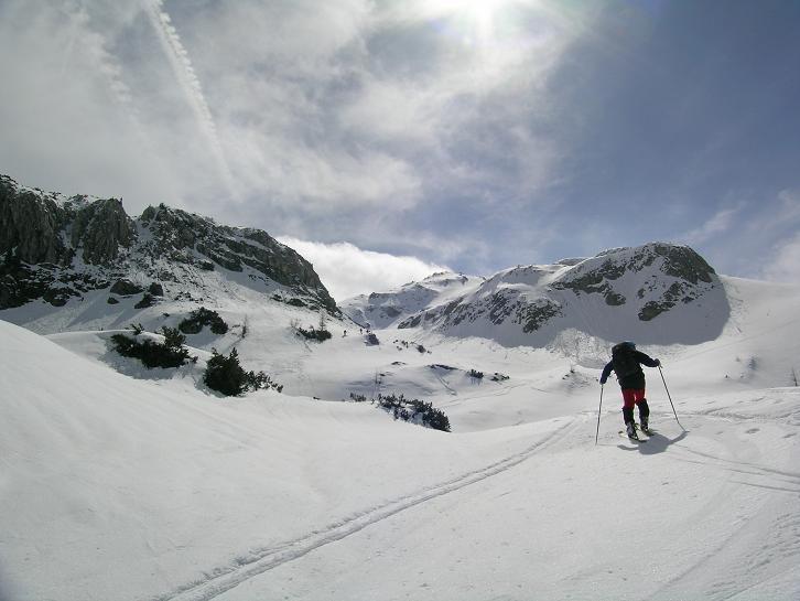 Foto: Andreas Koller / Ski Tour / Kleiner Pleißlingkeil, 2417m - über die Südwiener Hütte / 27.01.2009 22:13:44