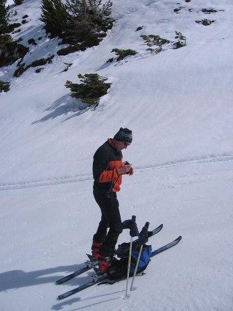 Foto: Andreas Koller / Ski Tour / Kleiner Pleißlingkeil, 2417m - über die Südwiener Hütte / 27.01.2009 22:13:38