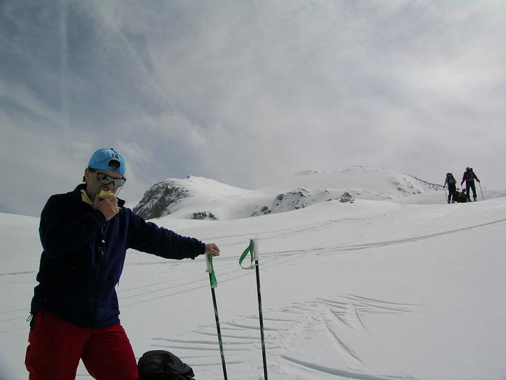 Foto: Andreas Koller / Ski Tour / Kleiner Pleißlingkeil, 2417m - über die Südwiener Hütte / 27.01.2009 22:13:19