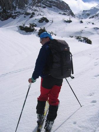 Foto: Andreas Koller / Ski Tour / Kleiner Pleißlingkeil, 2417m - über die Südwiener Hütte / 27.01.2009 22:13:12