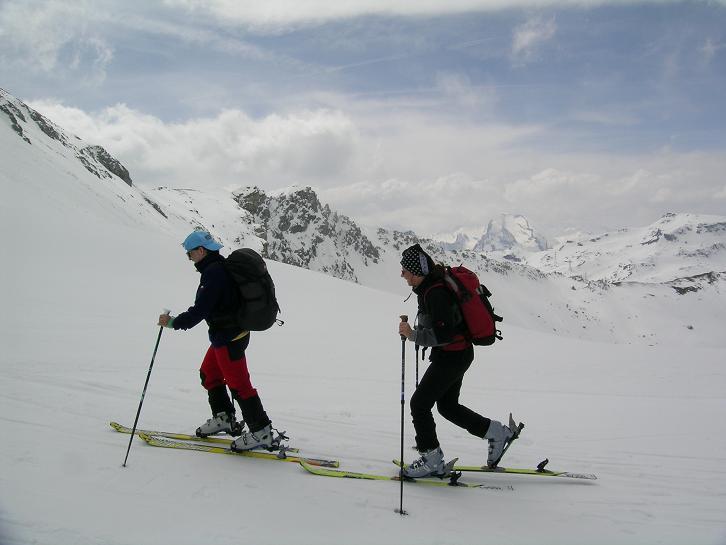 Foto: Andreas Koller / Ski Tour / Kleiner Pleißlingkeil, 2417m - über die Südwiener Hütte / 27.01.2009 22:12:55