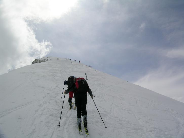 Foto: Andreas Koller / Ski Tour / Kleiner Pleißlingkeil, 2417m - über die Südwiener Hütte / 27.01.2009 22:12:47
