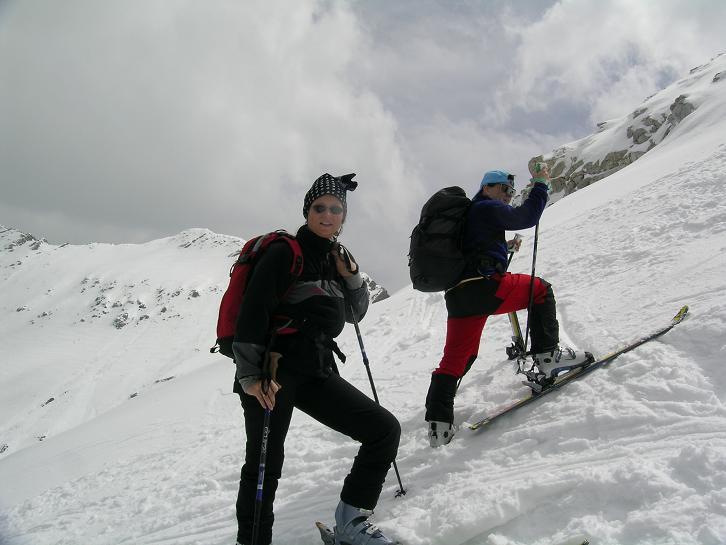 Foto: Andreas Koller / Ski Tour / Kleiner Pleißlingkeil, 2417m - über die Südwiener Hütte / 27.01.2009 22:12:31