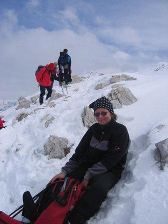 Foto: Andreas Koller / Ski Tour / Kleiner Pleißlingkeil, 2417m - über die Südwiener Hütte / 27.01.2009 22:12:11